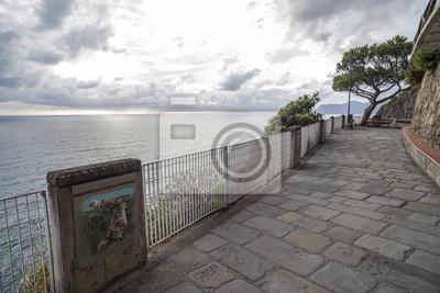 Balkon Und Terre   Mittelmeerblick Balkon Maritimes Promeande Riomaggiore Cinque