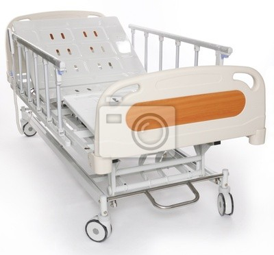 Mobile und einstellbare Krankenhaus Bahre