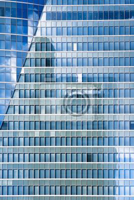 Moderne Architektur Burogebaude Fassade Detail Fototapete