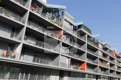 Fototapete Moderne Wohnung   Container Moderne Konzept