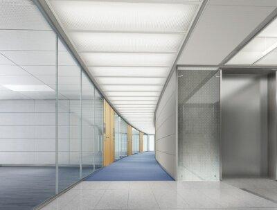 Fototapete modernes Interieur