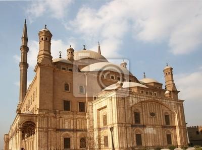Moschee von Mohamed Ali an der Zitadelle von Kairo, Ägypten