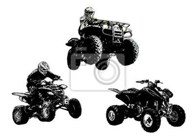 Motorsport-Trio