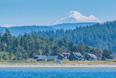 Mount Baker in Washington State