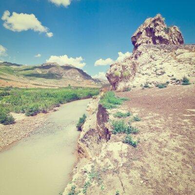Fototapete Mountain Stream