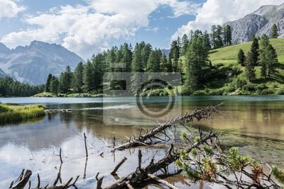 Fototapete Mountainlake 2