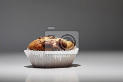 Fototapete Muffin im Scheinwerferlicht