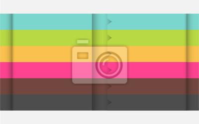 Multicolor-Design-Vorlage