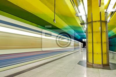 München U-Bahnhof Candidplatz
