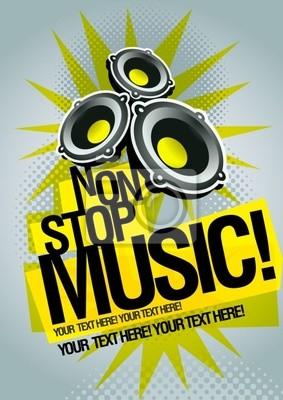 Musik-Poster-Vorlage