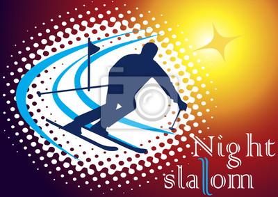 Nachtslalom