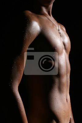 Nackter männlicher Körper G1