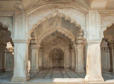 Fototapete Nagina-Moschee im Agra-Fort, Uttar Pradesh, Indien