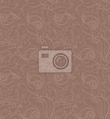 Nahtlose Blumenmuster Hintergrund Vektor-