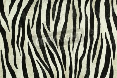 Fototapete Nahtlose bunte Texturen von Tiger