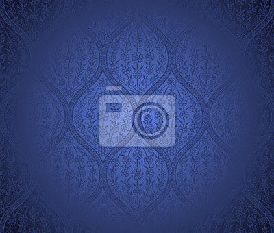 Nahtlose Muster Hintergrund marokkanisch
