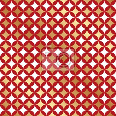 Hintergrund muster rot