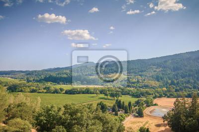Napa Valley Landschaft