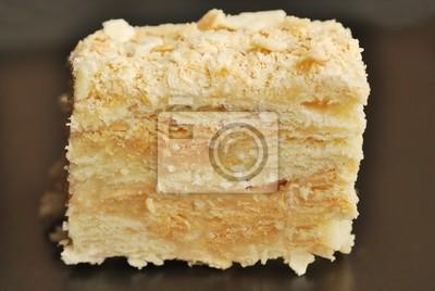 Napoleon Kuchen Fototapete Fototapeten Blatt Napoleon Bun