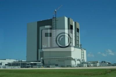 nasa Fahrzeug Montage Gebäude