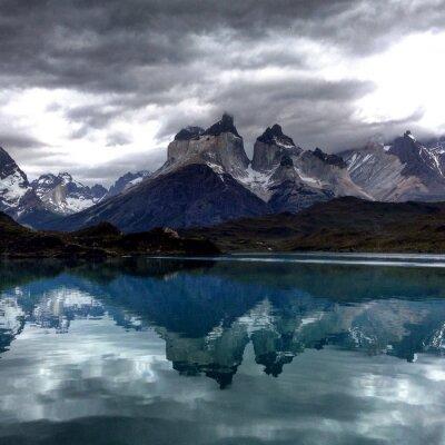 Fototapete Nationalpark Chile