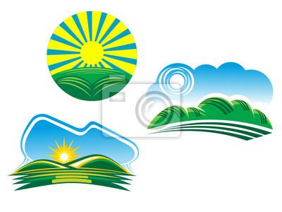 Natur Symbole