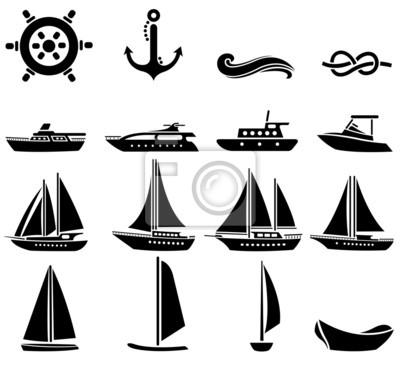 nautischen Schiffe
