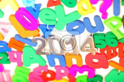 neuen 2014 Jahre
