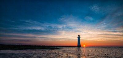 Fototapete Neuer Leuchtturm von Brighton