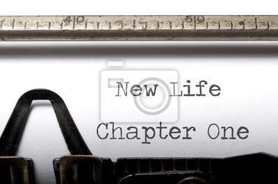 Fototapete New life