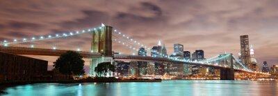 Fototapete New York City panorama