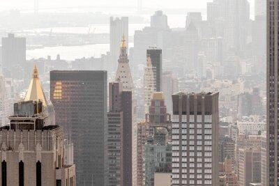 Fototapete New York Gebäude