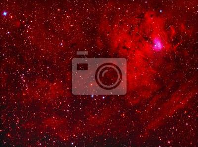 NGC1491 Emissionsnebel im Perseus