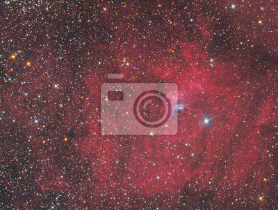 NGC7635 Bubble-Nebel