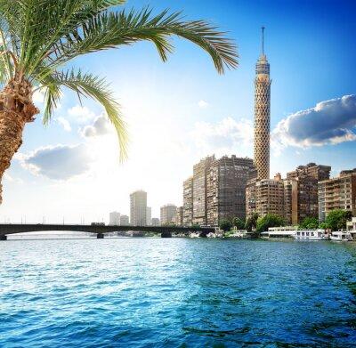 Fototapete Nile in Kairo