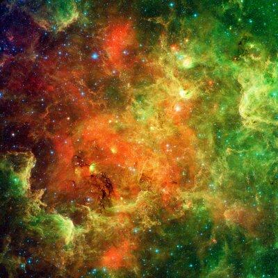 Fototapete North American Nebula und Pelikan-Nebel