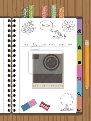 Notebook Web-Navigation