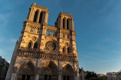 Fototapete Notre Dame de Pari