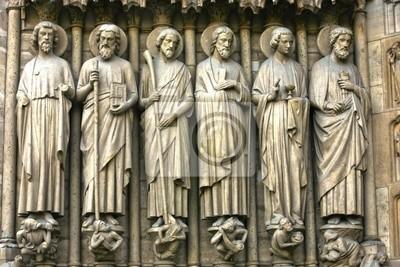 Notre Dame de Paris carhedral