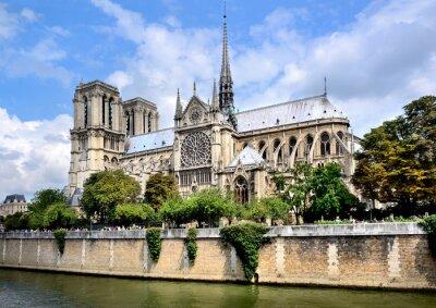 Fototapete Notre-Dame, Paris