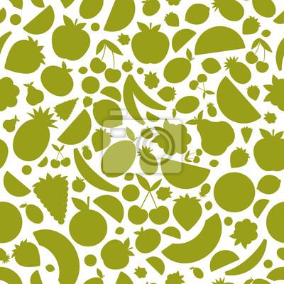 Obst nahtlose Muster für Ihr Design