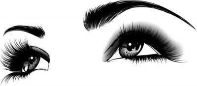 Fototapete occhi