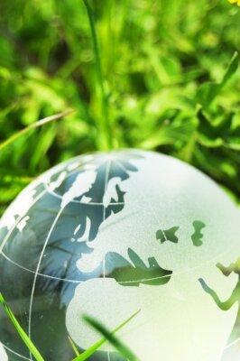 Fototapete Ökologie-Konzept