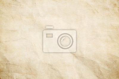 Fototapete Old paper texture. Paper vintage background