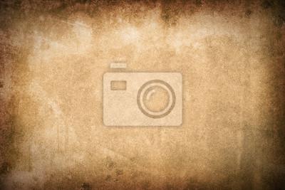 Fototapete Old paper vintage texture background