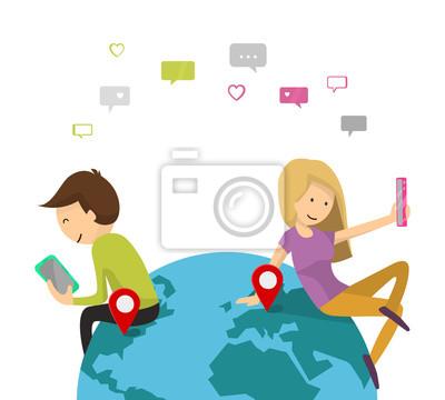 Passend zum Online-Dating-Service Dating-agrarisch