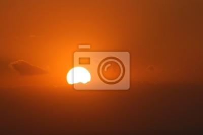 orange Licht
