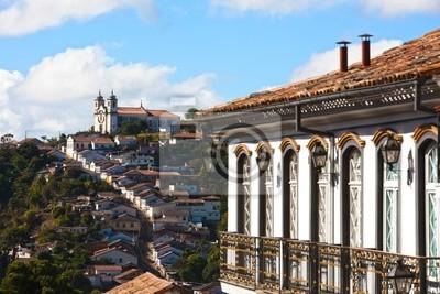 Ouro Preto Stadtbild