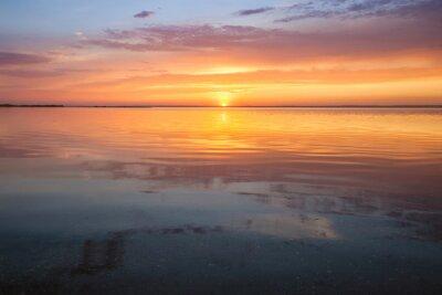Fototapete Ozean Sonnenuntergang