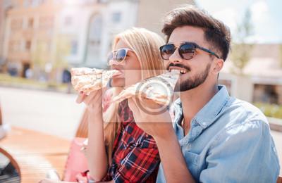 Dating-Schritte geküsst